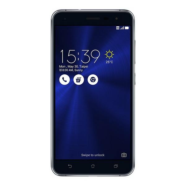 Asus Zenfone 3 ZE520KL 32GB especificaciones