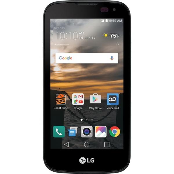 LG K3 LS450 4G 8GB especificaciones