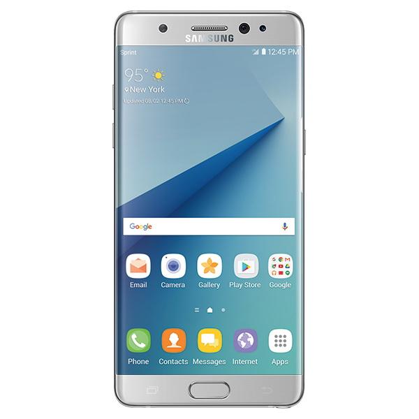 Samsung Galaxy Note7 SM-N930P especificaciones