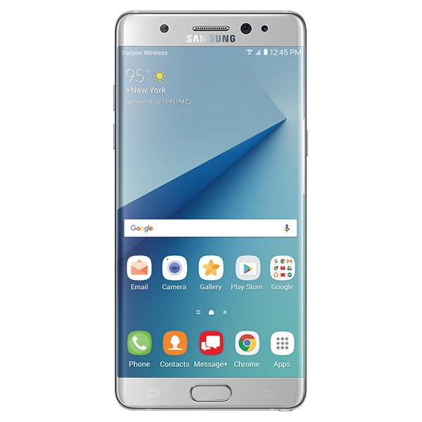 Samsung Galaxy Note7 SM-N930V especificaciones