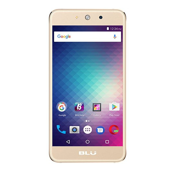 BLU Grand Max G110Q 8GB especificaciones