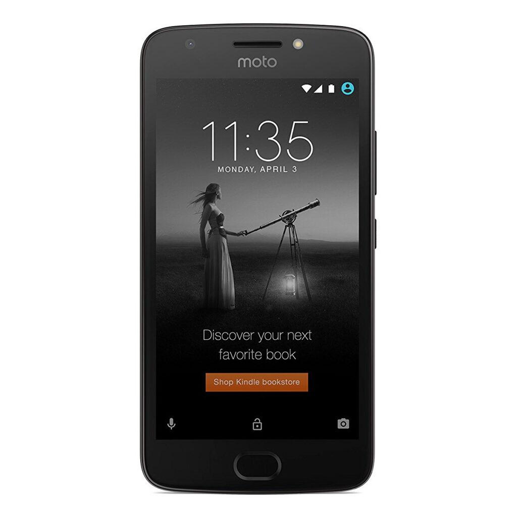 Motorola Moto E4 XT1766 16GB especificaciones