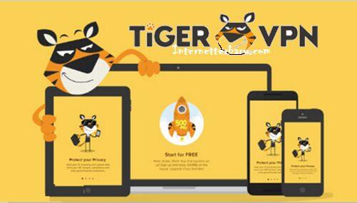 cara menggunakan tigervpns untuk internet gratis