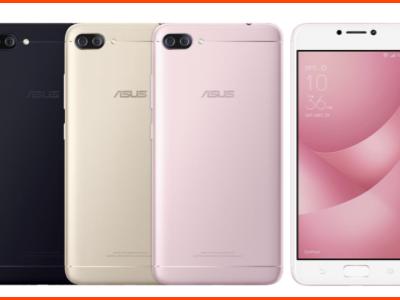 Spesifikasi Asus Zenfone 4 Max ZC520KL 32 GB