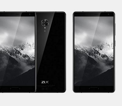 Spesifikasi Lenovo ZUK Edge 64 GB 2018