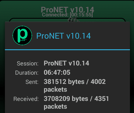 download aplikasi pronet V10.14 apk