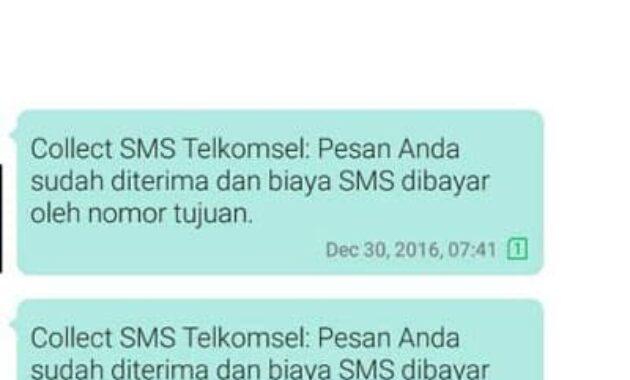 Cara Pinjam Pulsa Darurat (SOS) Telkomsel