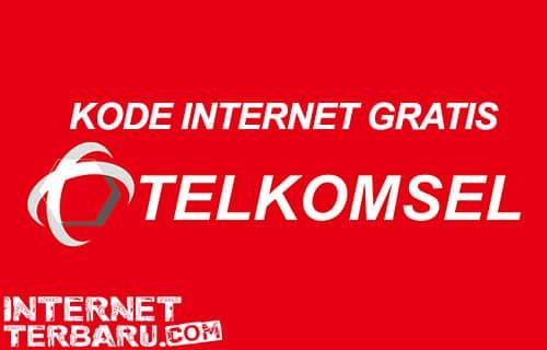 Kode Internet Gratis Telkomsel