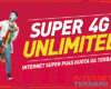 Paket Super 4G Unlimited Smartfren