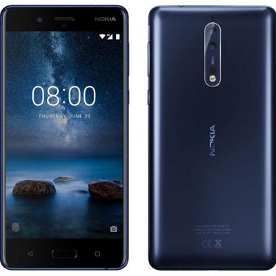 Spesifikasi Nokia 8 128 GB