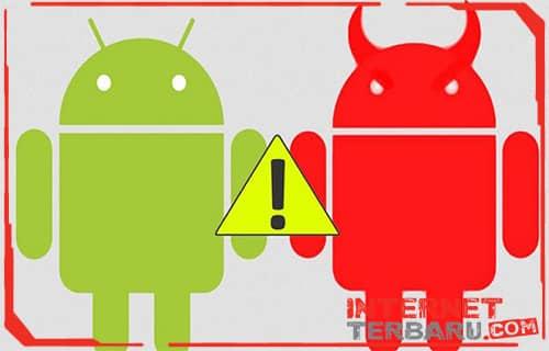 aplikasi berbahaya untuk smartphone