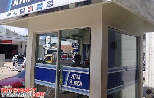 Bayar Tagihan Indihome Via ATM BCA