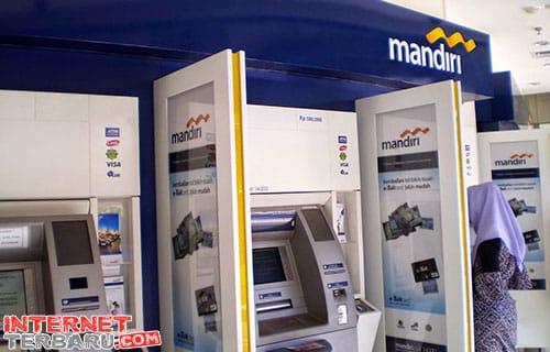 Bayar Tagihan Indihome Via ATM Mandiri