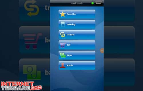 Bayar Tagihan IndihomeVia Mobile Banking Mandiri