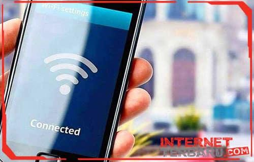 Cara Mengetahui Password WiFi Android