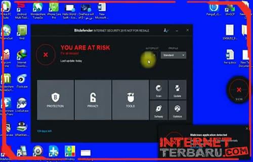 Cara Menonaktifkan Bitdefender Di Windows