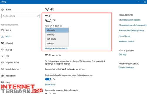 MengatasiKomputer Tidak Bisa Konek Internet Pada Wifi