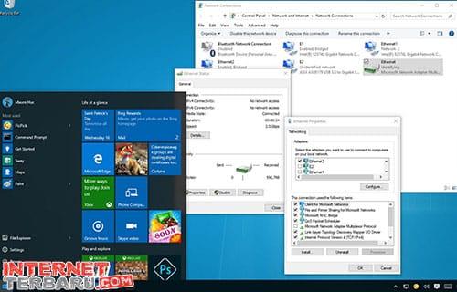 MengatasiKomputer Tidak Bisa Konek Internet Pada Windows
