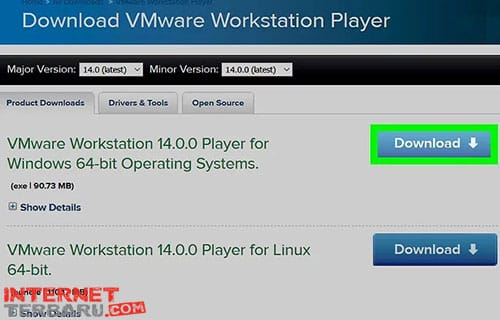 Pilih versi Windows yang akan di download lalu unduh
