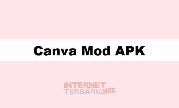 Canva Mod APK