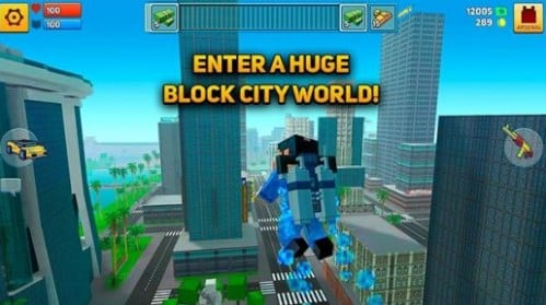 Download Block City Wars Mod APK