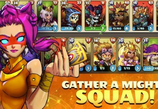 Download Clash of Heroes Mod APK