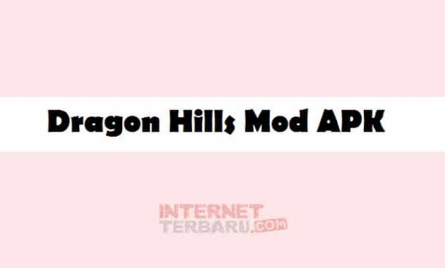 Download Game Dragon Hills Mod APK