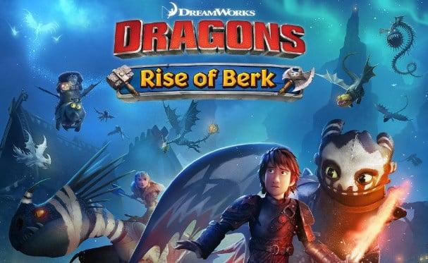 Dragon Rise Of Berk Mod APK