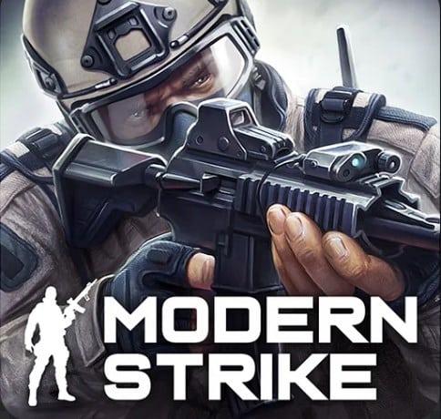 Modern Strike Online Mod