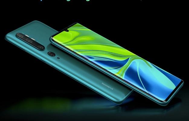 spesifikasi dan harga Xiaomi Mi Note 10