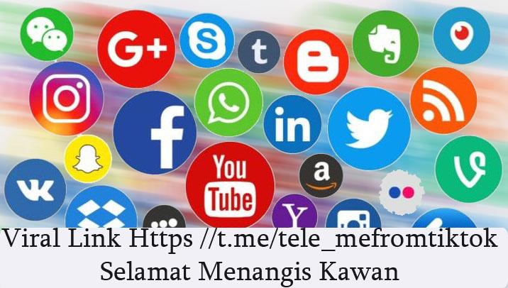 Viral Link Https --t.me-tele_mefromtiktok Selamat Menangis Kawan